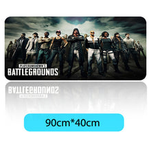 sampurchase Various sizes of playerunknown's battlegrounds map mouse pad precision lock edge gaming mouse pad anti-slip notebook mat