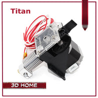 sampurchase ZANYAPTR 3D Printer Titan Extruder Kits for Desktop FDM Reprap MK8 Kossel J-head bowden Pruse i3 Mounting Bracket