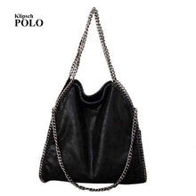 sampurchase Women Crossbody Bags Falabellas leather Shoulder Bag stella 3 silver chains Bolso Socialite Tote Fashion Sac A Main Lady Torba