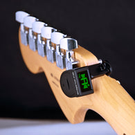 sampurchase JOYO JT-306 Mini Guitar Tuner Digital LCD Clip On Tuner for Electric Acoustic Classic Guitar Chromatic Guitar Bass Free Shipping