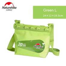 sampurchase Naturehike Outdoor Swimming Drifting Diving Underwater PVC Waterproof Bag Dry Sack Storage Rafting Sports Bag  NH17F001