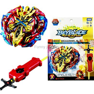 sampurchase  B 48 original beyblade Toy for sale Burst Starter B-48 Xeno Xcalibur M.I Beyblades with Stater set High Performance Battling Top