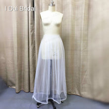58386776a7de ... SAMPURCHASE One Size Fit All Bridal Petticoat Buddy Real Photo Wedding  Dress Gather Skirt Real Photo ...