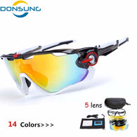 SAMPURCHASE DONSUNG Polarized Racing Bike Goggles Cycling