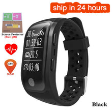 sampurchase Hold Mi S908 GPS Smart Band IP68 Waterproof Sports Wristband Multiple sports Heart Rate Monitor Call Reminder G03 Smart-band