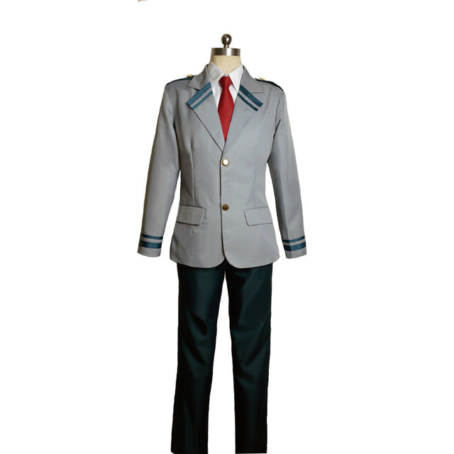 SAMPURCHASE Boku no Hero Academia School Uniform Suit Cosplay