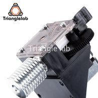 sampurchase Trianglelab 3D printer titan Extruder for desktop FDM  printer reprap MK8 J-head bowden free shipping    i3 mounting bracket