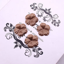 sampurchase 100pcs Artificial Flowers Roses Petal Leaf Silk For Wedding Home Decoration DIY Scrapbooking Flores Accessories Plant Ornaments