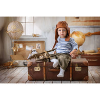sampurchase Vinyl Photography Background Newborn Baby Room Toy Traveling Case Computer Print Children Backdrops for Photo Studio S-2625
