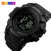SAMPURCHASE New Mens Sports Watches SKMEI Brand Outdoor Digital Watch Hours Altimeter Countdown Pressure Compass Thermometer Men Wrist Watch