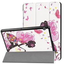 sampurchase YNMIWEI Case For Huawei MediaPad T3 10 Tablet Stand Slim Cases For T3 9.6 inch Honor Play Pad 2 Cover AGS-L09 AGS-L03 W09 +film