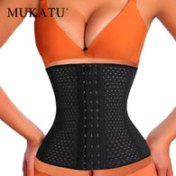 sampurchase  Hot Body Shaper Waist Trainer Belt Steel Boned Corset Women Postpartum Belly Slimming Belt Modeling Strap Shapewear