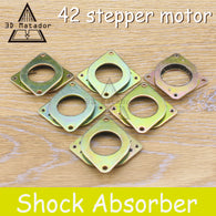 sampurchase Hot sale!5 pcs/lot  Nema 17 Nema17 stepper motor Vibration Damper shock absorber for 42 step motor