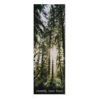 sampurchase Stretch Your Mind Yoga Mat