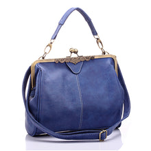 sampurchase REALER brand new retro women messenger bags small shoulder bag high quality PU leather tote bag small clutch handbags