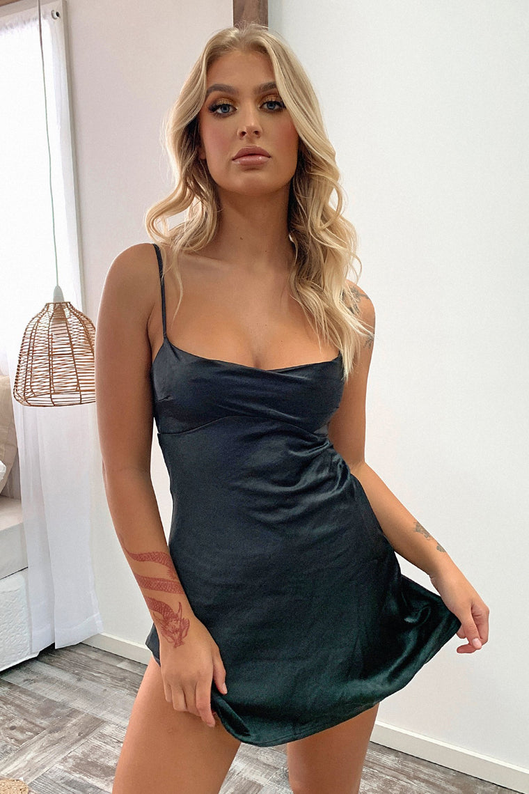 Hali Dress - Black