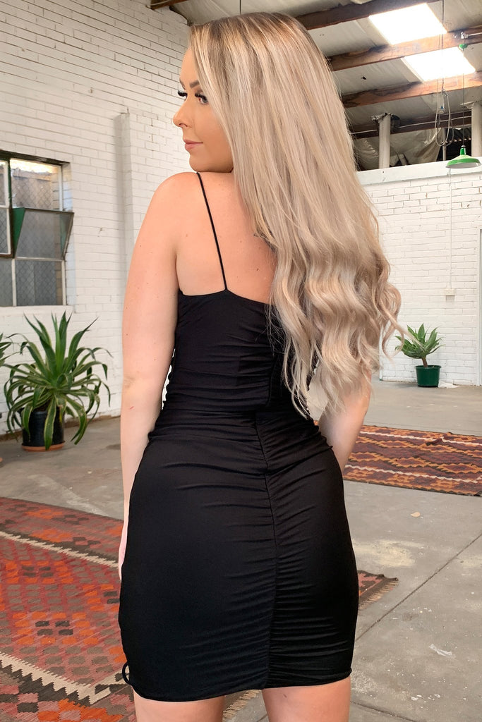 Nettie Dress - Black