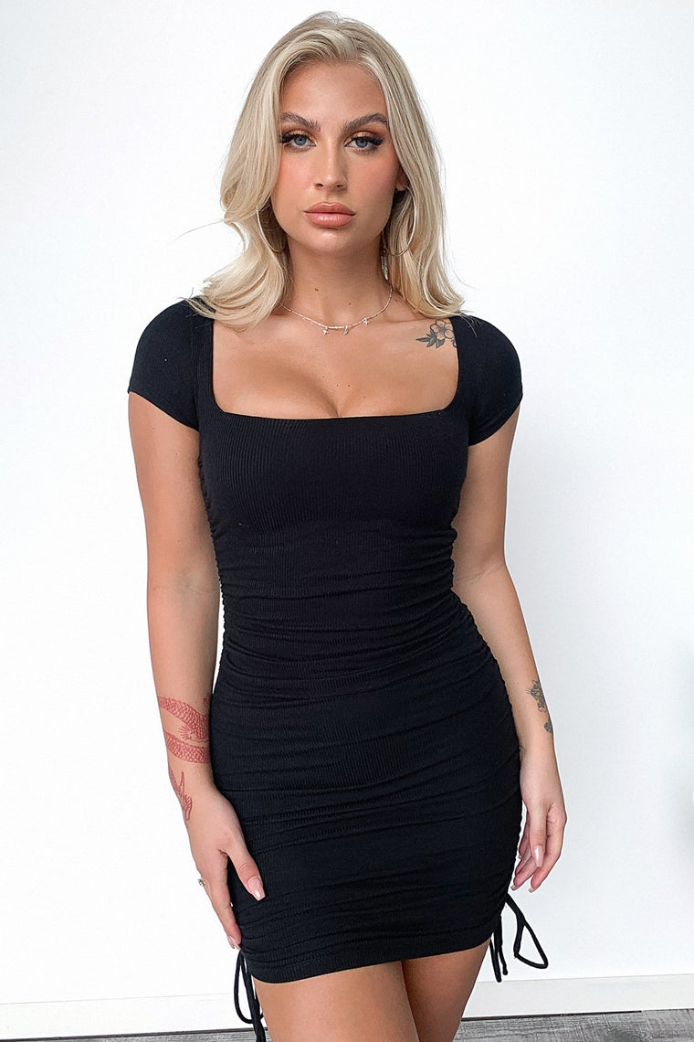 Lorita Dress - Black