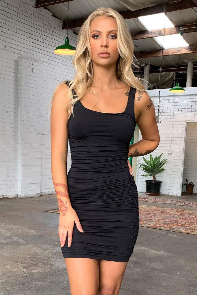 Jakah Dress - Black