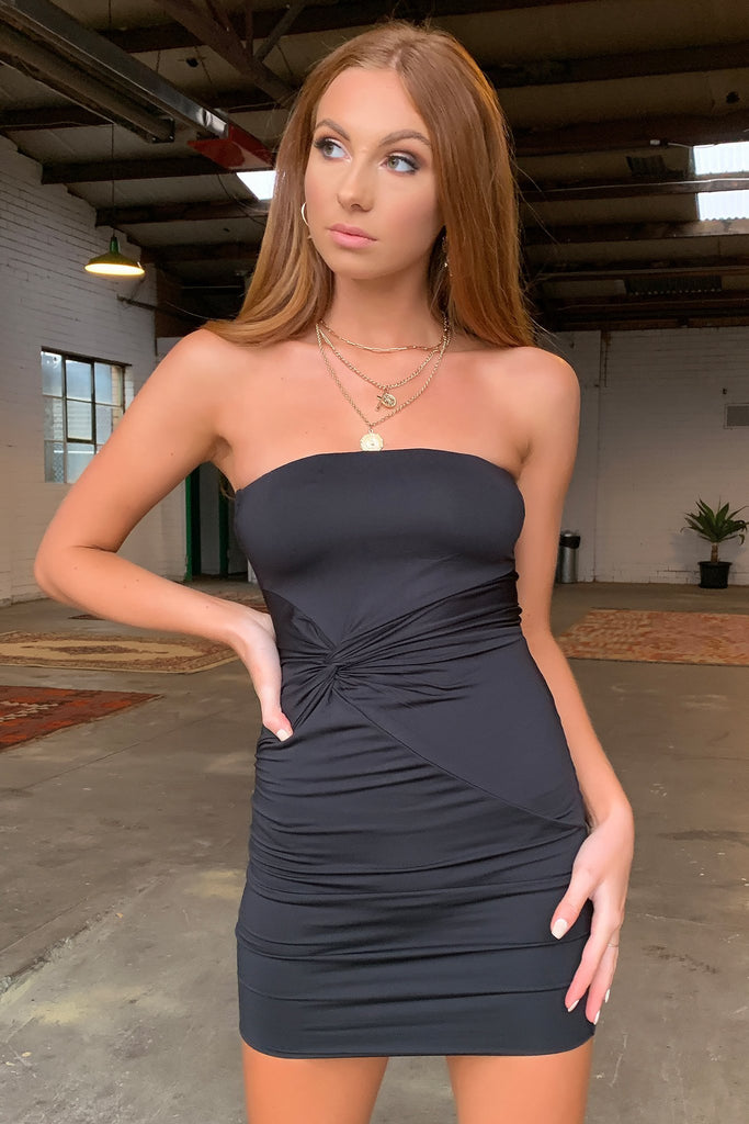 Reunion Dress - Black