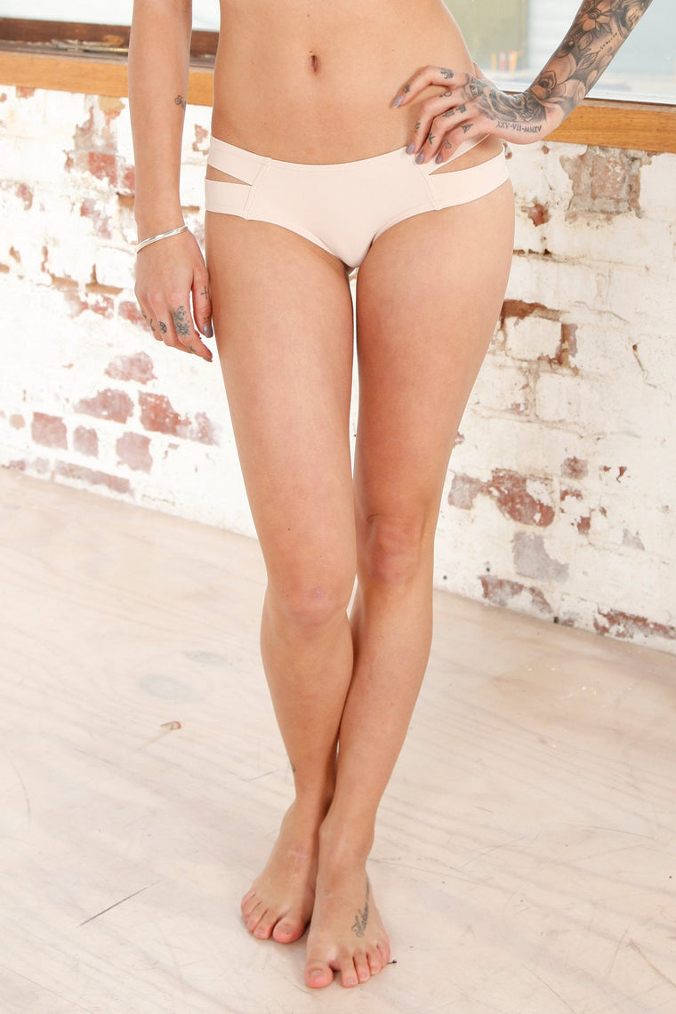 Summer Fling Bottoms - Beige