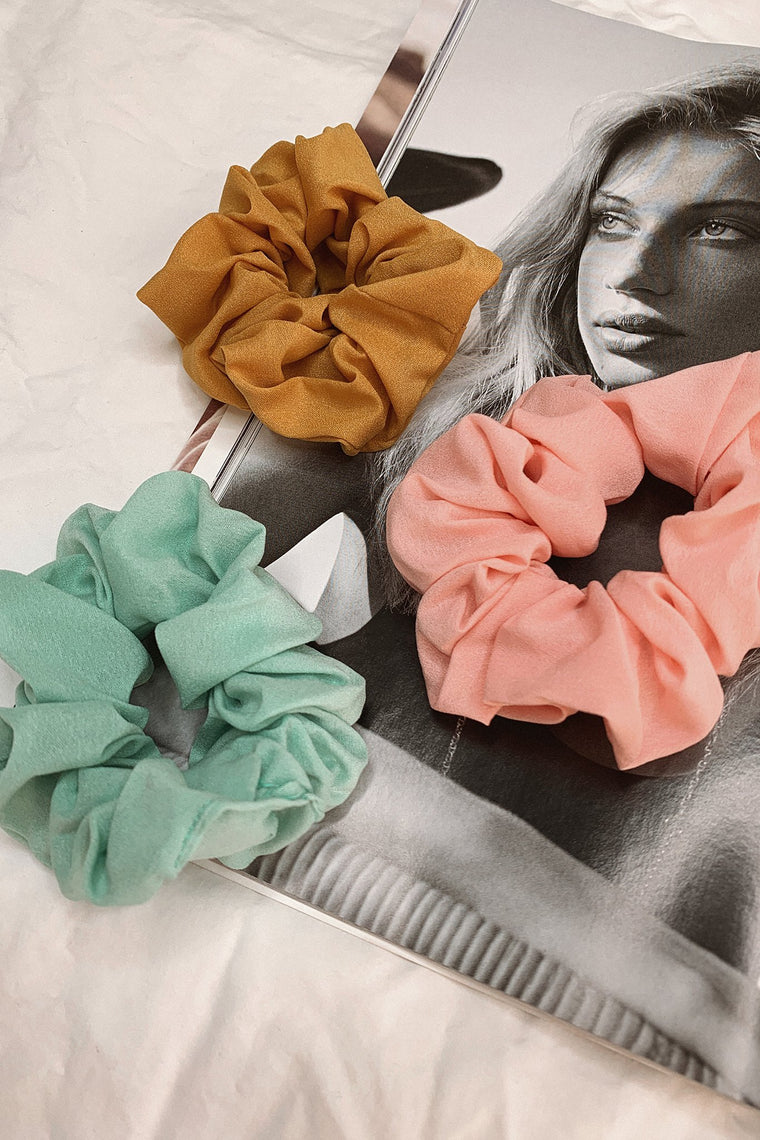 Scrunchies Pack - Light