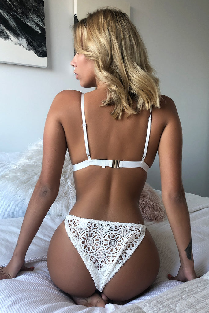 Seren Intimates Set - White