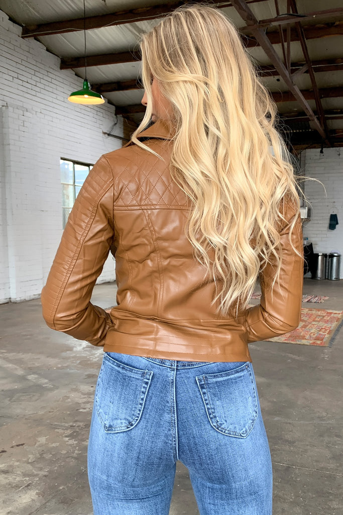 Titania Jacket - Brown