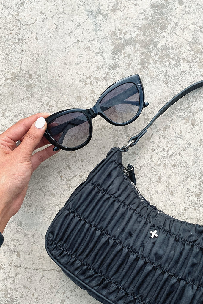 Benson Sunglasses - Black