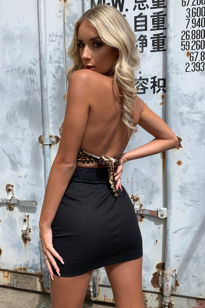 Rhett Skirt - Black