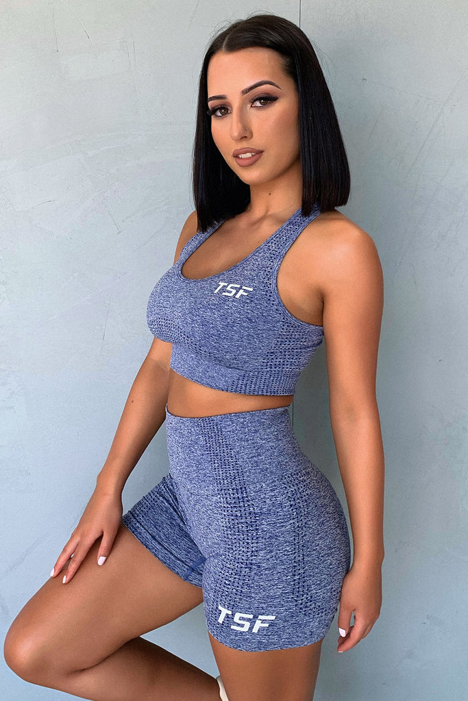 TSF Fox Shorts - Blue