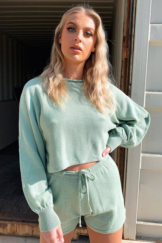 Kennedy Jumper - Green