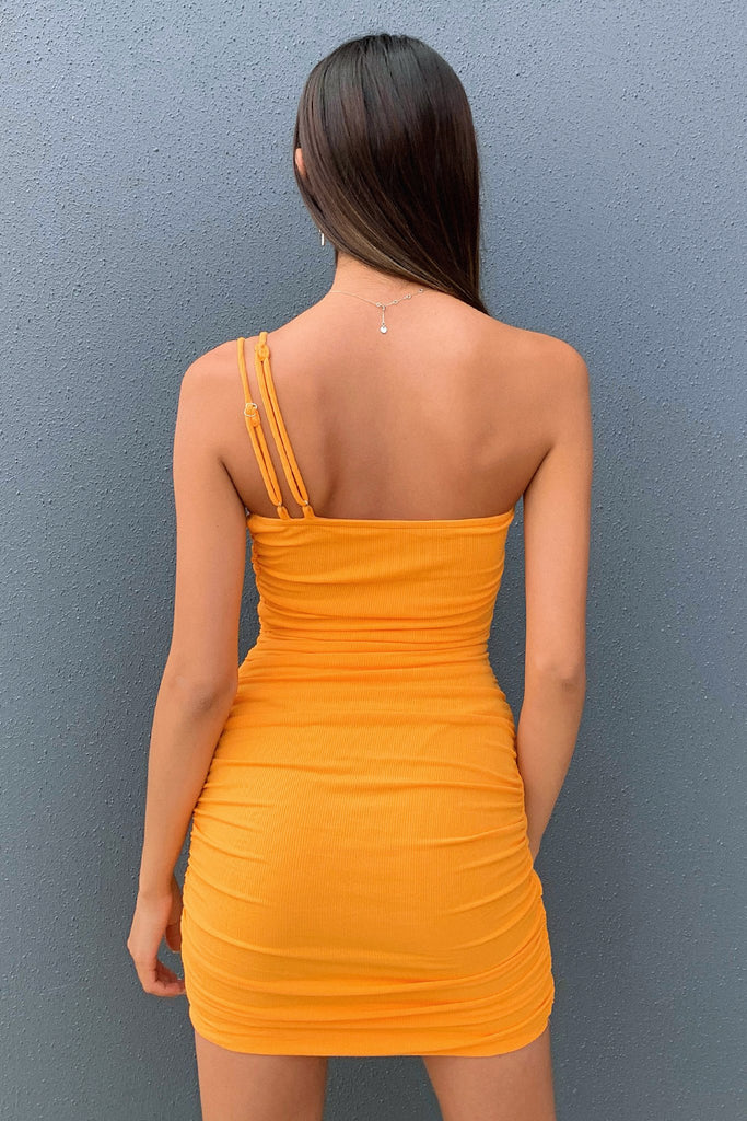 Kylie Dress - Orange