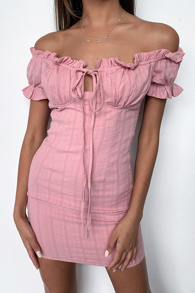 Maisie Dress - Blush