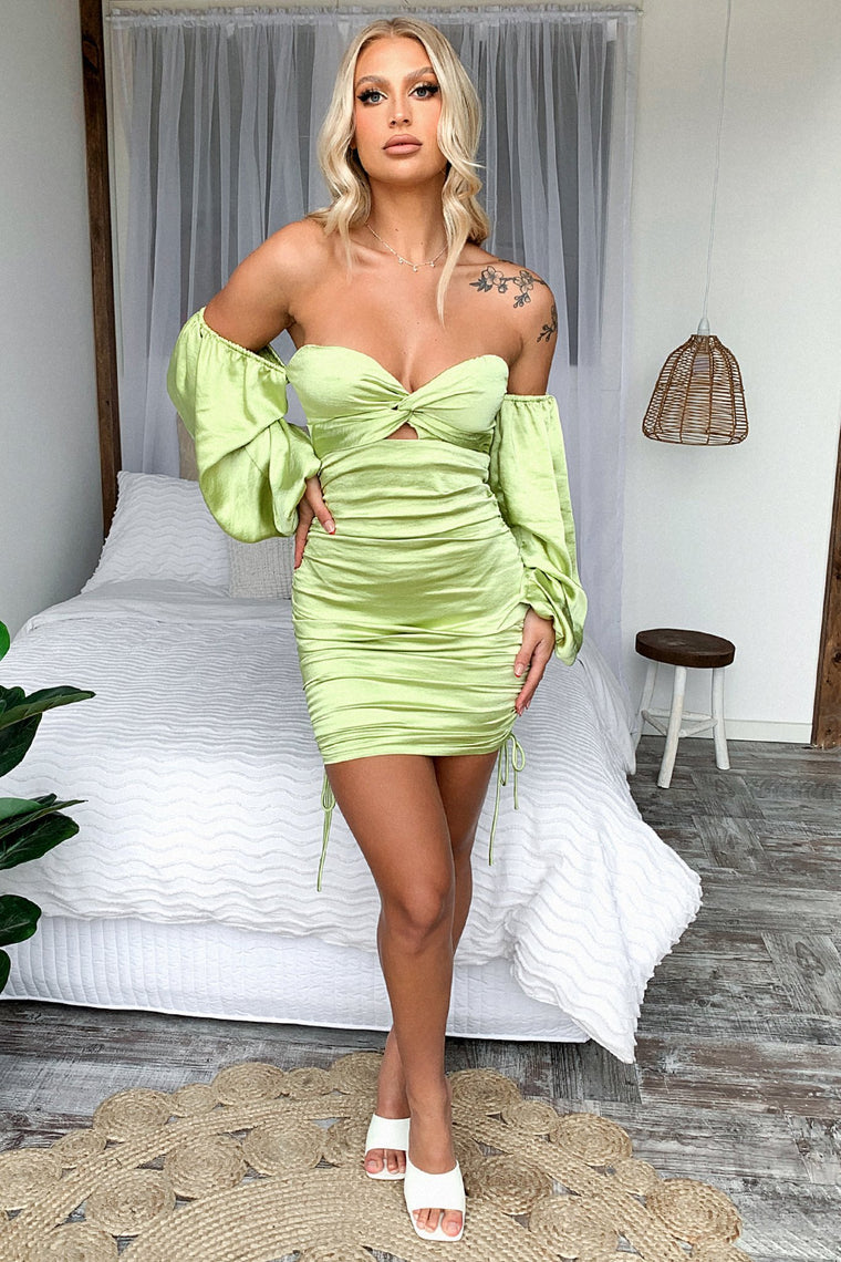 Porche Dress - Green