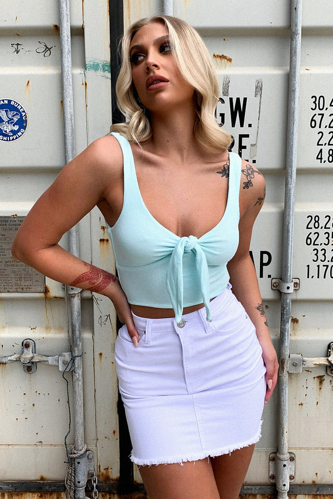 Zesty Crop - Blue