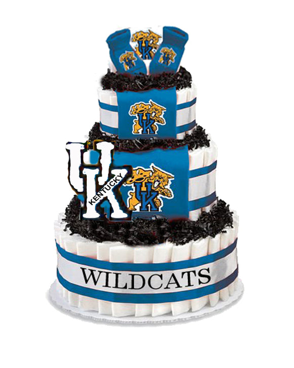 Kentucky Diaper Cake (Deluxe)