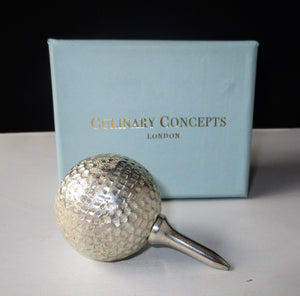 Golf Ball & Tee Paperweight