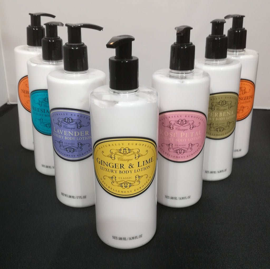 Naturally European Body Lotions