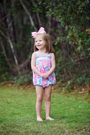 Savannah Jane Floral Bubble
