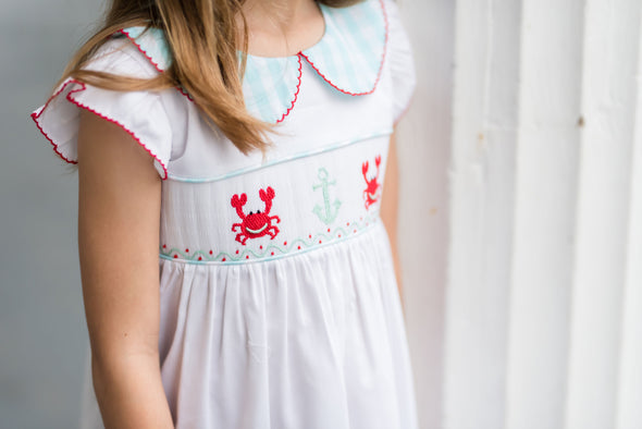 Cute Crab Dress