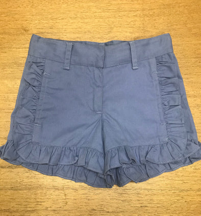 Polly Play Regatta Ruffle Shorts