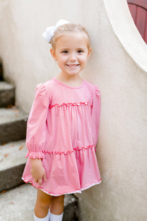 Dottie Ruffle Dress