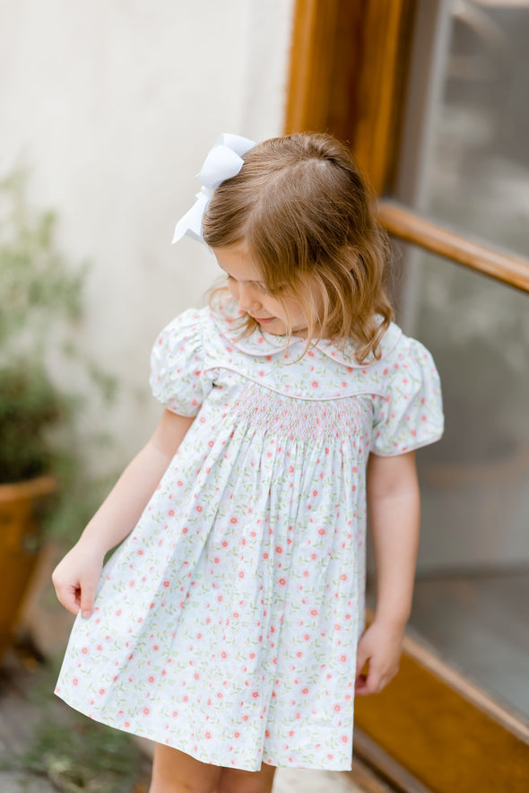 Maggie May Floral Dress
