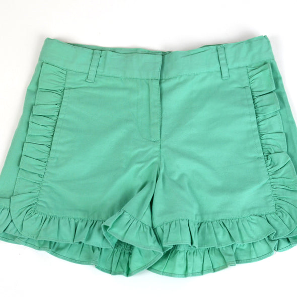 Polly Play Opal Ruffle Shorts