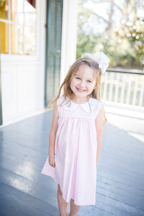 Penelope Pink Peter Pan Dress