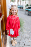 Santa Applique Dress