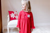 Santa Christmas Morning Gown