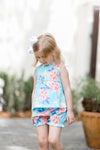 Tropical Floral Bloomer Set