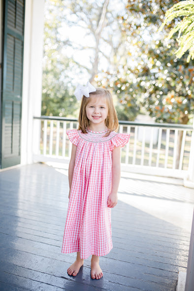 Willa Watermelon Dress